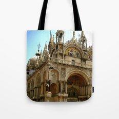 St Mark's Square Tote Bag