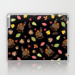 Thanksgiving Turkey pattern Laptop & iPad Skin