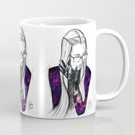 Girl Universe Coffee Mug