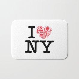 I everything NY Bath Mat