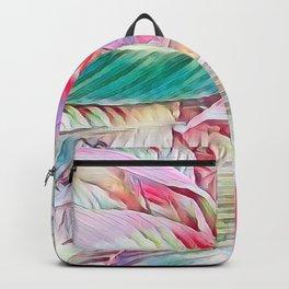Pastel Botanicals Backpack