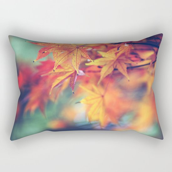 fall leaves Rectangular Pillow