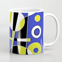 Abstract #853 Coffee Mug