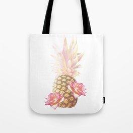 Pineapple Love Tote Bag