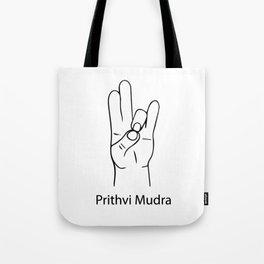 Yoga Gift Tote Bag