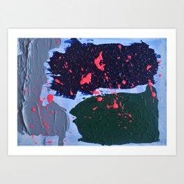 Composition I Art Print