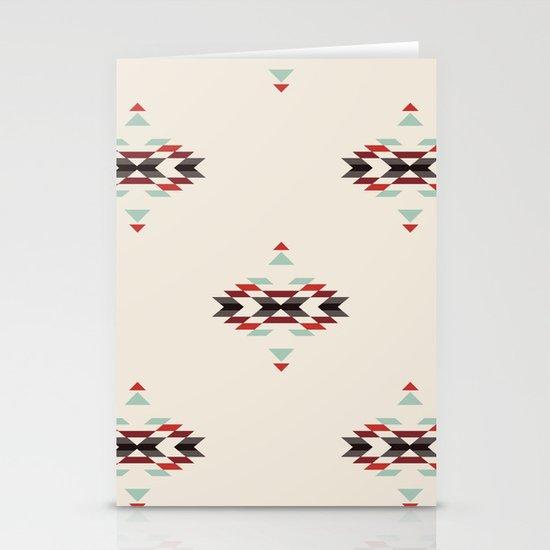 NAVAJO PRINT Stationery Cards