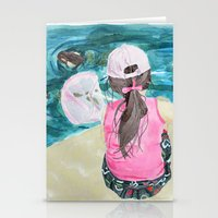 mermaids Stationery Cards featuring Mermaids by Condor