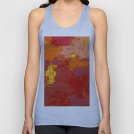 Color Splendor by Kathy Morton Stanion Unisex Tank Top