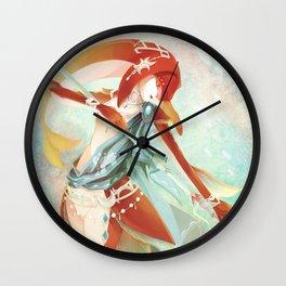 Botw: Mipha Wall Clock