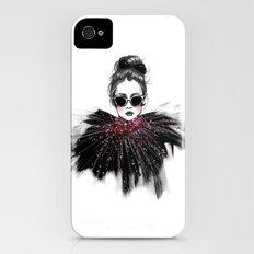 Lua // Fashion Illustration Slim Case iPhone (4, 4s)