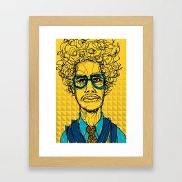 Rodriguez Lopez Framed Art Print
