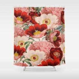 Vintage Garden #society6 Shower Curtain