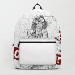 Marylin Censored Backpack