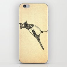Hello Mister Magpie iPhone & iPod Skin