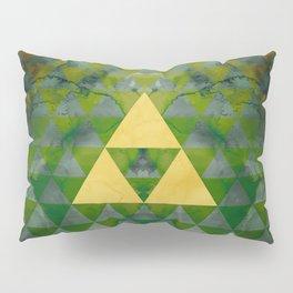 Link Geometry Pillow Sham