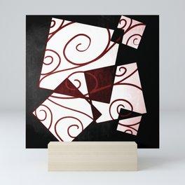 Boxed Vines Mini Art Print