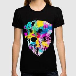 Jack Russel Murphy Terrier Graphic Design Dog Lover Gift T-shirt