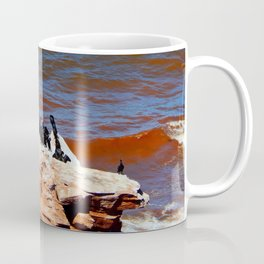 Cormorant Rest Area Coffee Mug