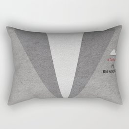 Pee-Wee's Big Adventure Rectangular Pillow