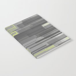 geometric abstract no.6 Notebook