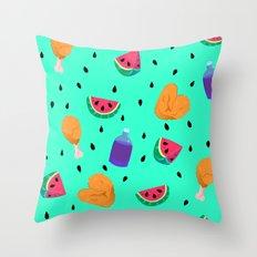 Reclaiming Comfort Throw Pillow