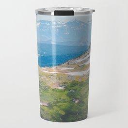 Alpine Mosses Travel Mug