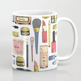 Cosmetic pattern Coffee Mug