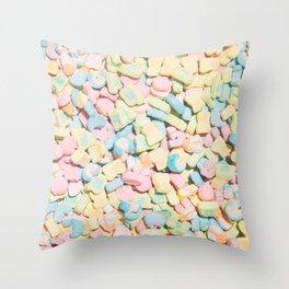 Lucky Charms Throw Pillow