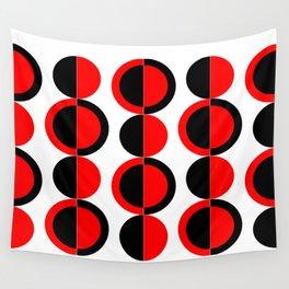 Mod Circles Wall Tapestry