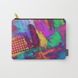 Urban angles Carry-All Pouch