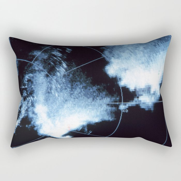classic storm Rectangular Pillow