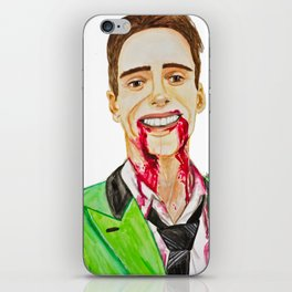 Edward Nygma iPhone Skin