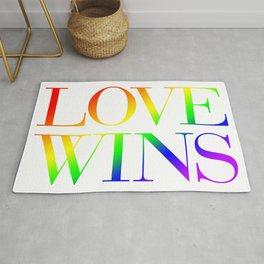 Love Wins Rug