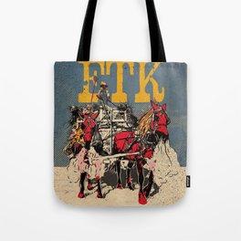 ETK HELL YEAH Tote Bag