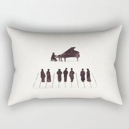 A Great Composition Rectangular Pillow