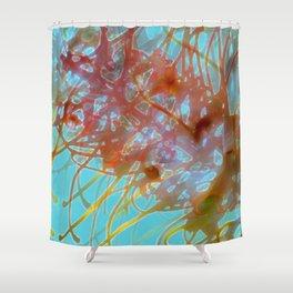 Grevillea Shower Curtain