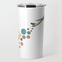 Leaving on a Jet Plane Travel Mug