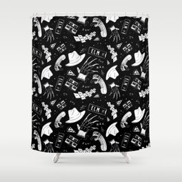 Welcome to Springwood! Shower Curtain