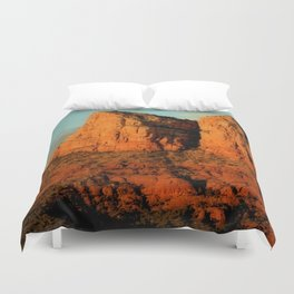 RED ROCKS - SEDONA ARIZONA Duvet Cover