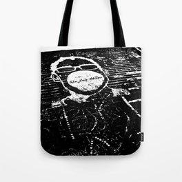 Bubble Gum Alley Tote Bag