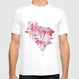 Machinery, No. 0001 T-shirt