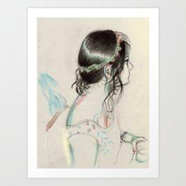 Bethen Art Print