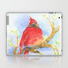 Mr. Cardinal Laptop & iPad Skin