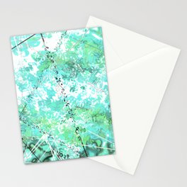 Refreshing Water Stationery Cards