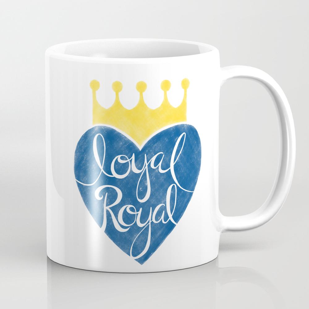 Kansas City Loyal Royal Mug by Ruthmillercreative MUG8895019