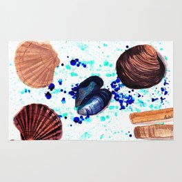 Shells Rug