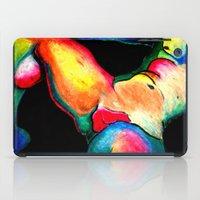 nudes iPad Cases featuring Nudes: Atlas III by Adam James David Anderson