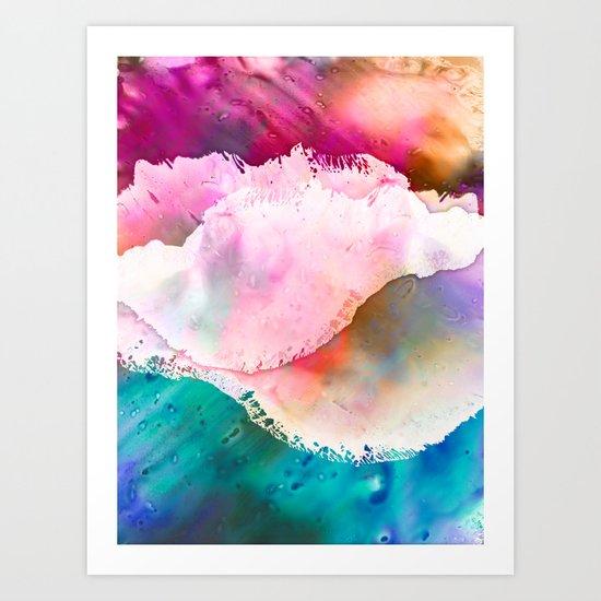 Tidal Art Print
