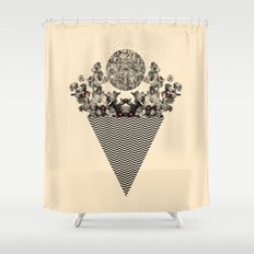 T.E.A.T.C.W. v Shower Curtain